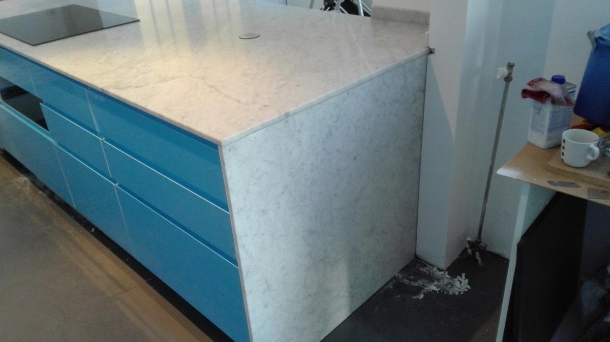 Natuursteen Tablet Keuken : Keukentabletten in natuursteen